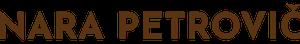 Nara Petrovič Logo