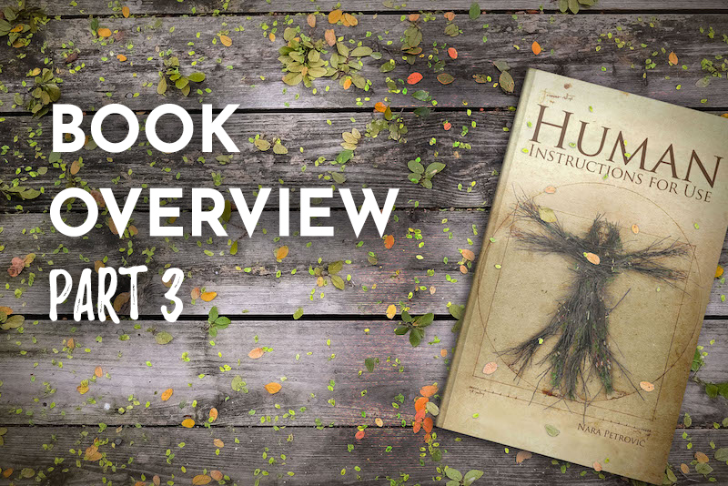 Overview of the book Human, part 3