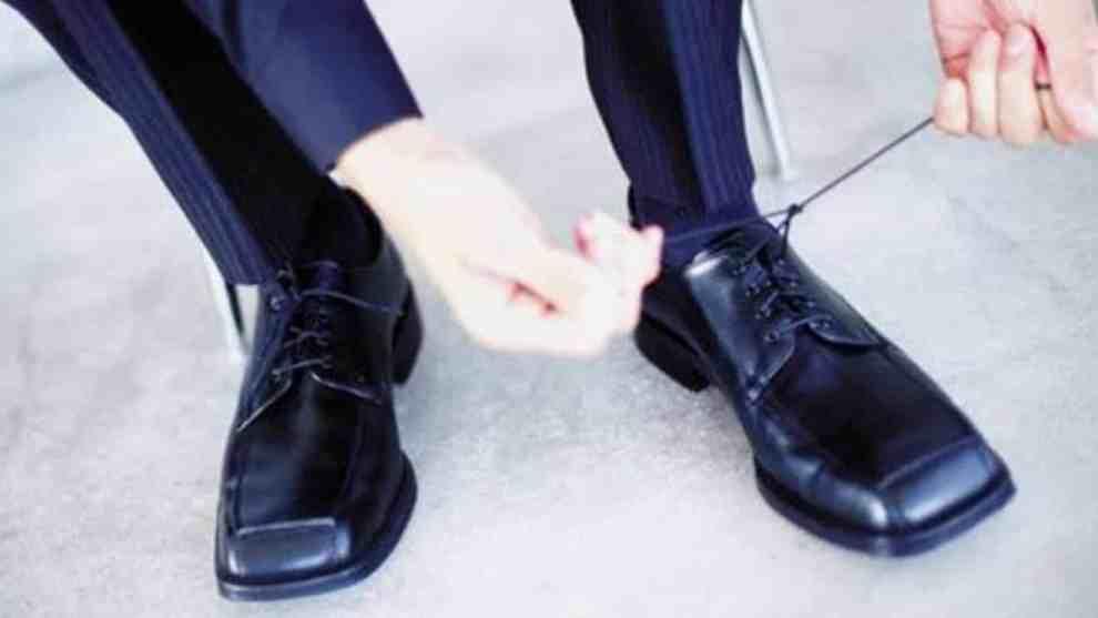 Ah, ti kvadratni čevlji!